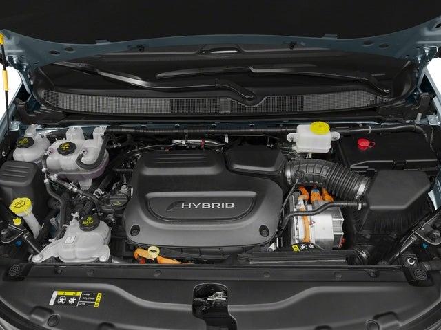 2018 Chrysler Pacifica Hybrid Limited In Menomonie Wi Markquart Cdjrf